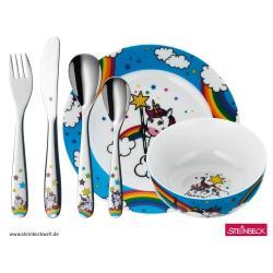 Sada dětského nádobí a příborů WMF Unicorn