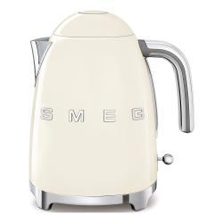 Krémově bílá rychlovarná konvice SMEG
