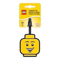 Jmenovka na zavazadlo LEGO® Iconic Boy