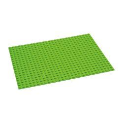 Zelená podložka na stavění Hubelino