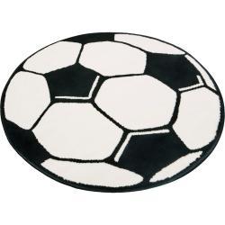 Dětský koberec Hanse Home Football,⌀200 cm