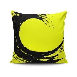 Polštář s příměsí bavlny Cushion Love Leio, 45 x 45 cm