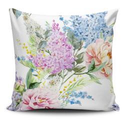Povlak na polštář s příměsí bavlny Cushion Love Hurto, 45 x 45 cm