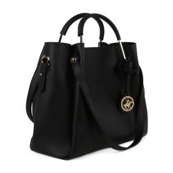 Černá kabelka Beverly Hills Polo Club Amy