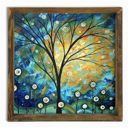Nástěnný obraz Autumn Vibe, 34 x 34 cm