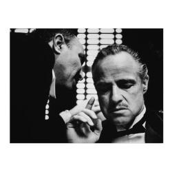 Nástěnný obraz na plátně Talk, 40 x 30 cm