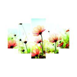 Vícedílný obraz Meadow, 92x56 cm