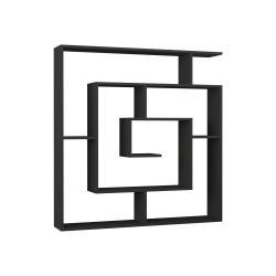Antracitová knihovna Maze Anthracite