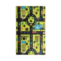Dětský koberec Green City, 100x160cm