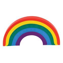 Guma ve tvaru duhy Rex London Rainbow