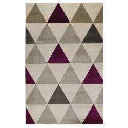 Béžový koberec Floorita Roma Violet,80x150cm