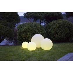 Venkovní světelná dekorace Best Season Outdoor Twillings Gallo, ⌀ 25 cm