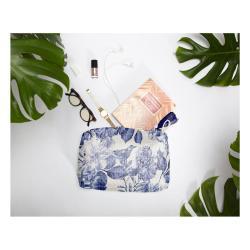 Kosmetická taštička Linen Couture Blue Birds