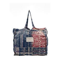 Látková taška Linen Couture Batik, šířka 50 cm