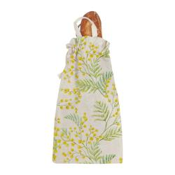 Látková taška na pečivo Linen Couture Bread Bag Mimosa