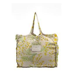 Látková taška Linen Couture Mimosa, šířka 50 cm