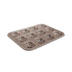 SWEET BAKERY Forma na pečení bábovičky 12 ks