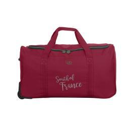 Červená cestovní taška LPB Mila, 61l