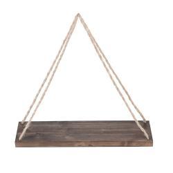 Závěsná dřevěná police Hang