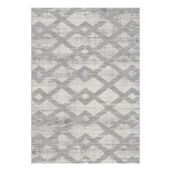 Šedý koberec Universal Adra, 57x110cm