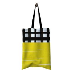 Plážová taška Katelouise Yellow