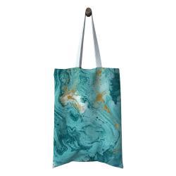 Plážová taška Katelouise Aqua