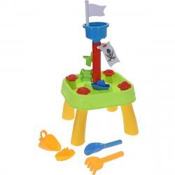 Dětský hrací set do vody Pirate 20 ks, 30 x 30 x 59 cm