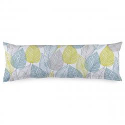 4Home Povlak na Relaxační polštář Náhradní manžel Nordic Leaves, 45 x 120 cm
