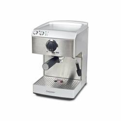 BEPER 90521 nerezový espresso kávovar, 1,7 l, 15 bar, 1250 W