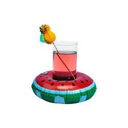 POOL PARTY Držák na nápoje meloun