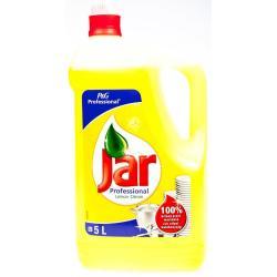 Tekutý mycí prostředek na nádobí, Jar Expert, 5l
