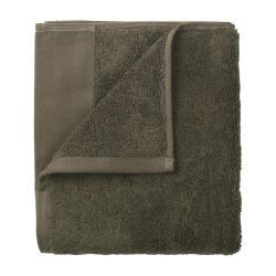 Sada 4 zelených ručníků Blomus. 30x30cm