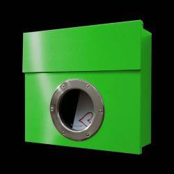 Absolut/ Radius Designová poštovní schránka Letterman I, zelená