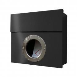 Absolut/ Radius Designová poštovní schránka Letterman I, černá