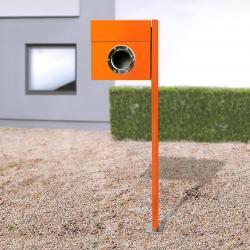 Absolut/ Radius Stojanová poštovní schránka Letterman, oranžová