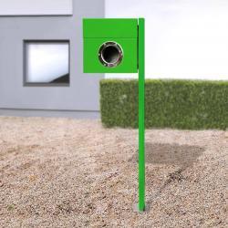 Absolut/ Radius Stojanová poštovní schránka Letterman, zelená