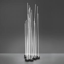 Artemide ARCHITECTUR Artemide Reeds Triple IP67 stojací lampa LED