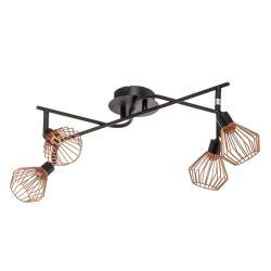 Brilliant Stropní světlo Dalma, 4 žárovky