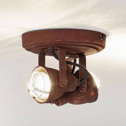 Brilliant Stropní světlo Bente rez kulaté 2 žárovky