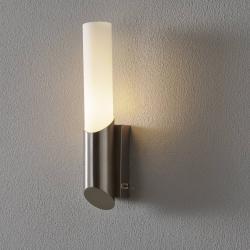 Briloner Moderní koupelnové světlo Hagen s vypínačem