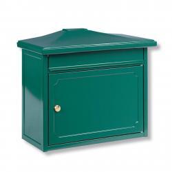 Burgwächter Kopenhagen poštovní schránka zelená