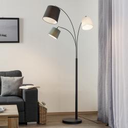 By Rydéns By Rydéns Foggy stojací lampa s třemi stínidly