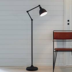By Rydéns By Rydéns Bazar stojací lampa pískově černá
