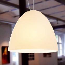 Casablanca Casablanca Bell závěsné světlo pískové 1zdr 21 cm