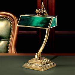 Cremasco Reprezentativní stolní lampa Antiko