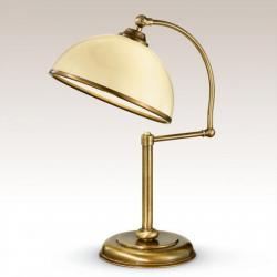 Cremasco Nastavitelná stolní lampa La Botte slonovina