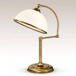Cremasco Nastavitelná stolní lampa La Botte bílá