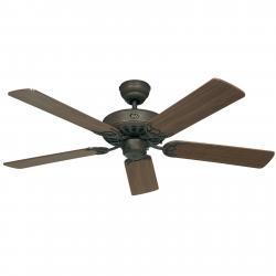 CASAFAN Stropní ventilátor Classic Royal 132 hnědý, ořech