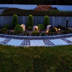 Deko-Light Venkovní bodové Power LED svítidlo Cob