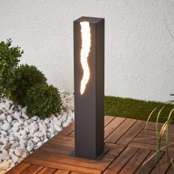 Deko-Light Sloupkové LED svítidlo El Rayo jednostranný výstup